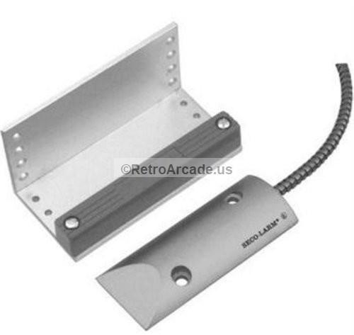 Heavy Duty Garage Door Security Alarm Switch Contact Sensor