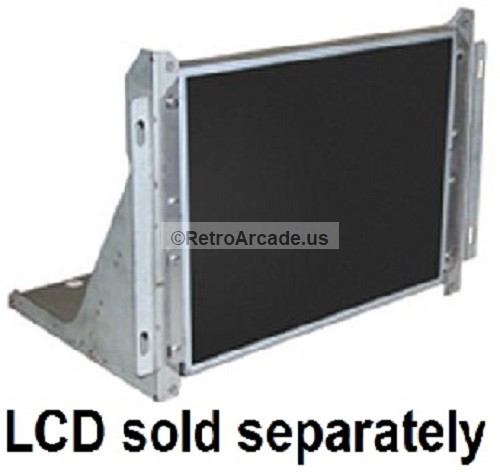 19 Inch Arcade Game LCD Monitor Retro Frame Kit