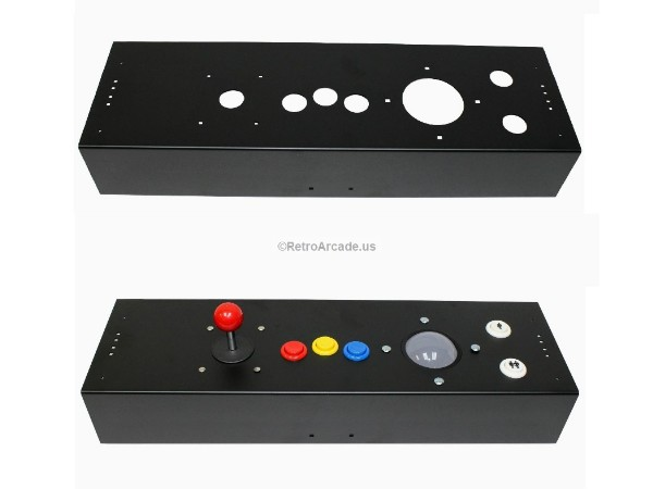 Multicade full size control panel 3 Inch trackball hole for Pacman, on friendship bracelet diagrams, switch diagrams, snatch block diagrams, troubleshooting diagrams, led circuit diagrams, electrical diagrams, series and parallel circuits diagrams, hvac diagrams, sincgars radio configurations diagrams, electronic circuit diagrams, engine diagrams, lighting diagrams, transformer diagrams, pinout diagrams, battery diagrams, internet of things diagrams, motor diagrams, smart car diagrams, honda motorcycle repair diagrams, gmc fuse box diagrams,