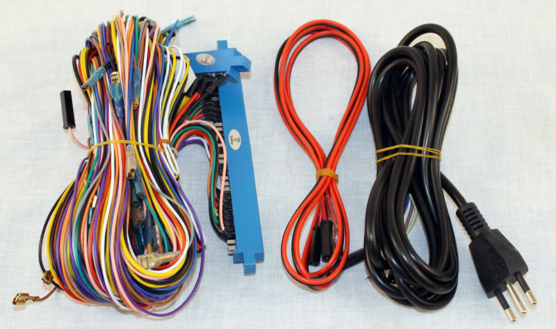 casino machine wiring game harness jh6 for multi game. Black Bedroom Furniture Sets. Home Design Ideas
