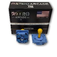 crane machine replacement joystick for most. Black Bedroom Furniture Sets. Home Design Ideas