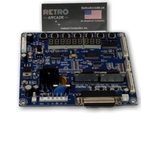 RetroArcade.us Crane Machine replacement CPU PCB main board for RA ...
