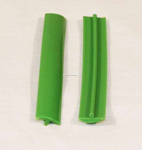 Green T-Molding 3/4