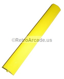 Yellow T-Molding 3/4