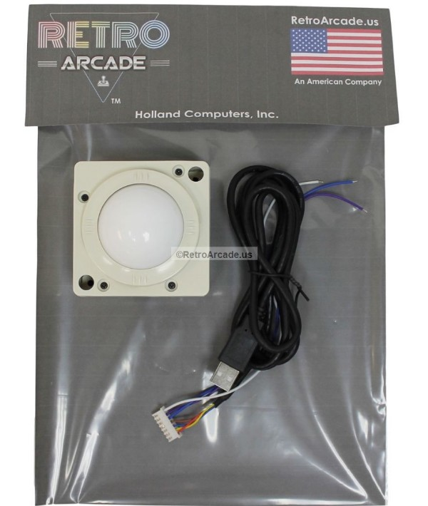 Track Ball 2 inch Arcade Game Trackball for PC or MAC - USB and PS2 on usb outlet adapter, usb splitter diagram, usb block diagram, usb cable, usb color diagram, usb switch, usb connectors diagram, usb pinout, usb computer diagram, usb strip, usb outlets diagram, usb soldering diagram, usb schematic diagram, usb socket diagram, usb charging diagram, usb controller diagram, usb wire schematic, usb wire connections, usb motherboard diagram, circuit diagram,